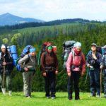 Пеший туризм: описание,экипировка,преимущества и недостатки,фото,видео.