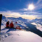 Зимний туризм и все,что нужно о нем знать.