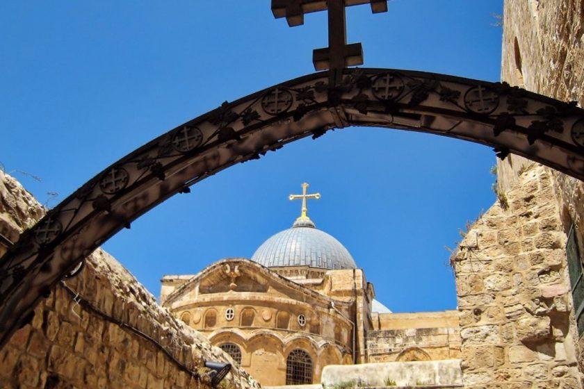 Starinnyj religioznyj hram