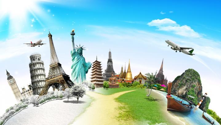 travel tourism city landmarks 1