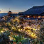 Вечерняя жизнь Японии