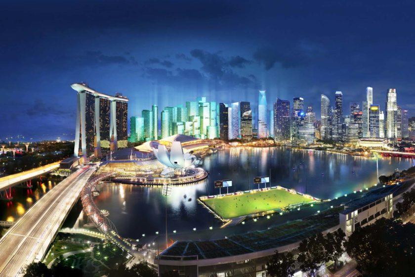001 Singapore City URA7
