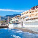 Лучшие отели в Сочи у моря — все включено.