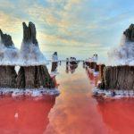 Озеро Сиваш, Крым: как добраться,описание,фото,целебные свойства.