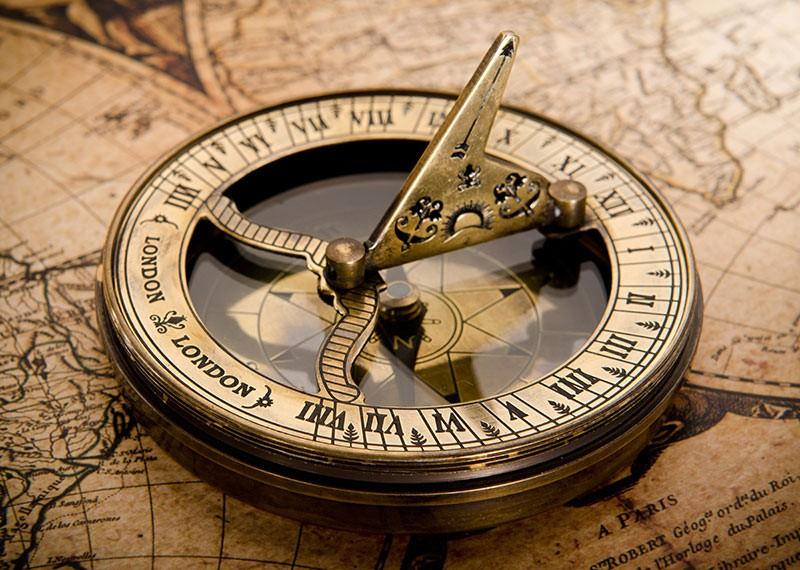 Как ориентироваться по компасу? Объяснение простыми словами