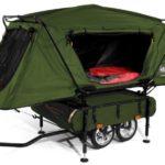 Какую палатку купить для путешествия на велосипеде?