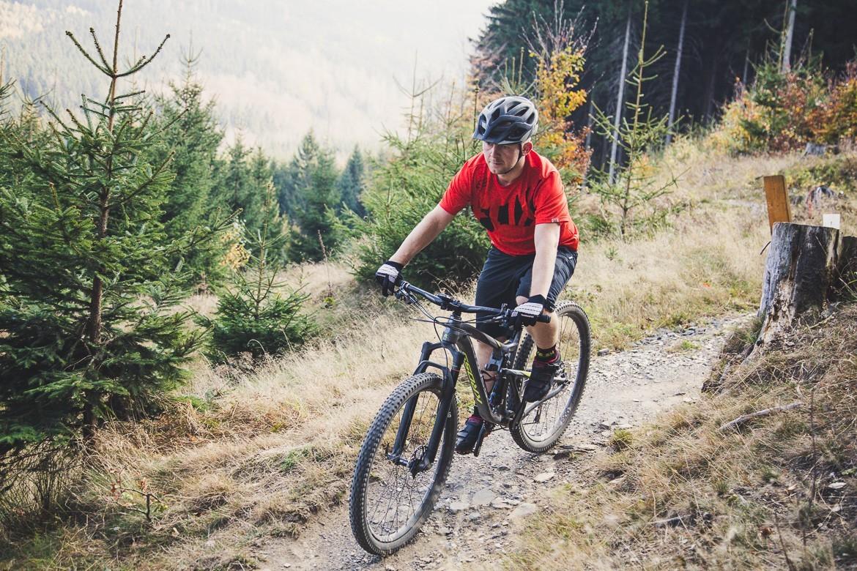 wyposazenie roweru gorskiego