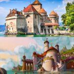 Волшебные диснеевские локации, которые вы можете посетить в реальной жизни