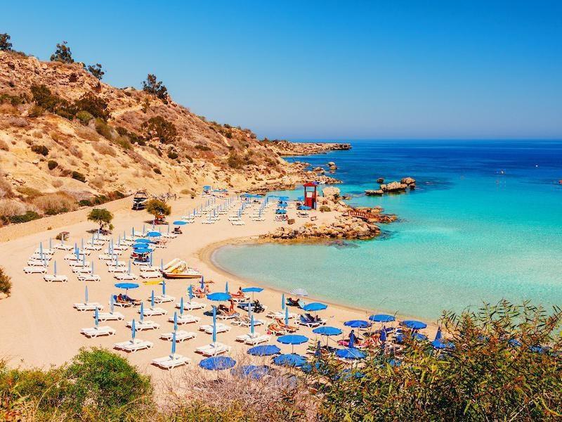 Лучшие пляжи в Европе: описание,фото