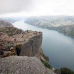 Живописные горы Норвегии