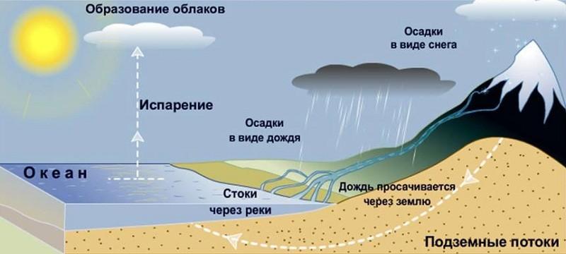 krugovorot vody