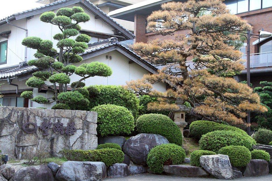 Рёкан: японский стильный отель ,20 фото