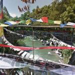 Королевство Бутан глазами камер Google Street View