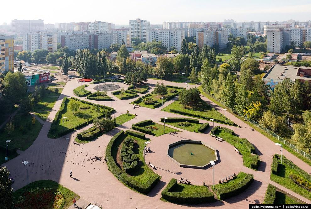 Городу Омску 300 лет — взгляд с высоты 67 фото