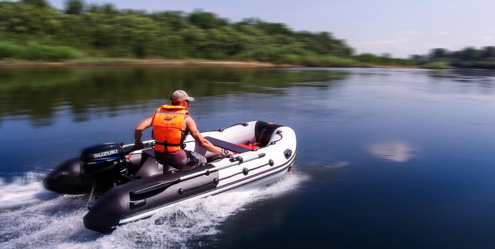 Лодки для сплава и рыбалки по рекам