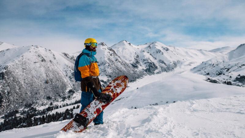 Республика Кыргызстан  — 59 зимних фото