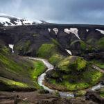 Путешествие по красивым местам Исландии — 34 фото