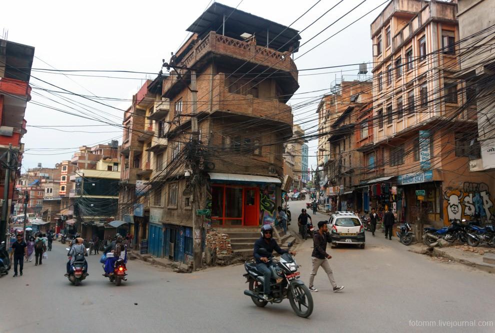 Катманду — возвращение назад