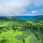 Кунашир — самый южный остров Большой гряды Курильских островов — 20 фото