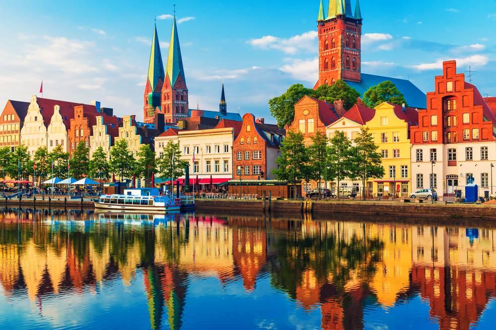 Германия: виза,города,культура,природа,валюта,туризм,фото,видео