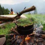 Еда при восхождение на горы
