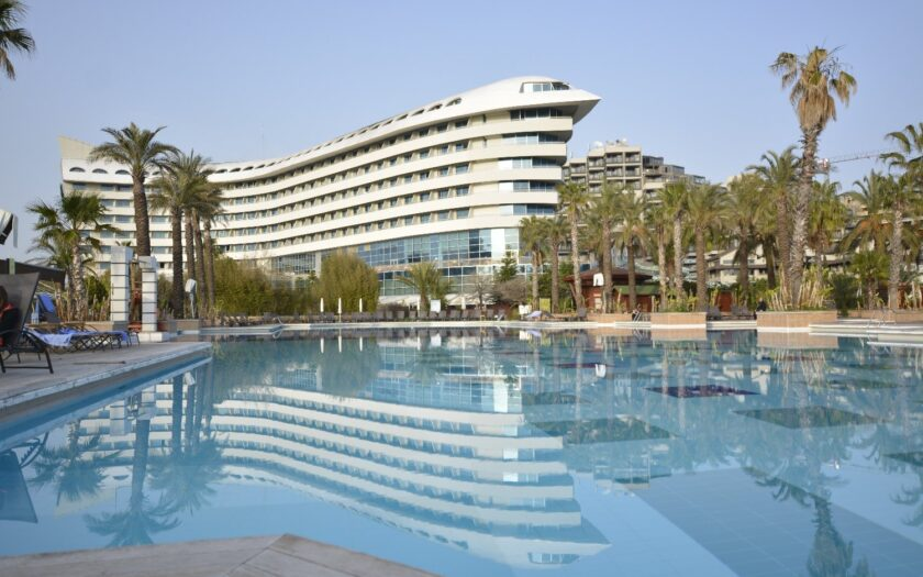 Hotel Concorde de Luxe Lara Turkey 18