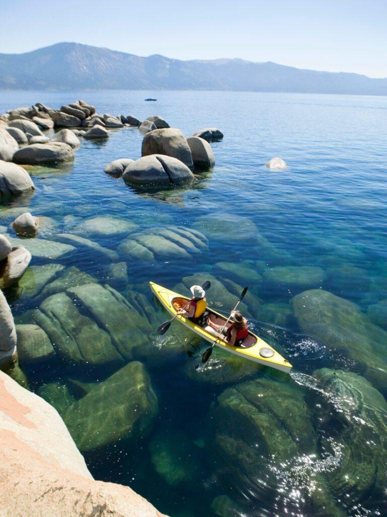 Озеро Тахо, Невада и Калифорния
