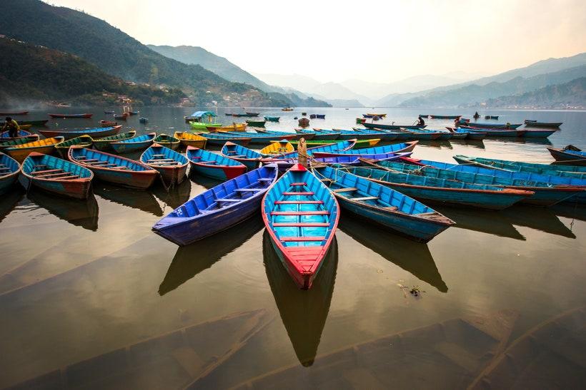 Фева Тал, Непал