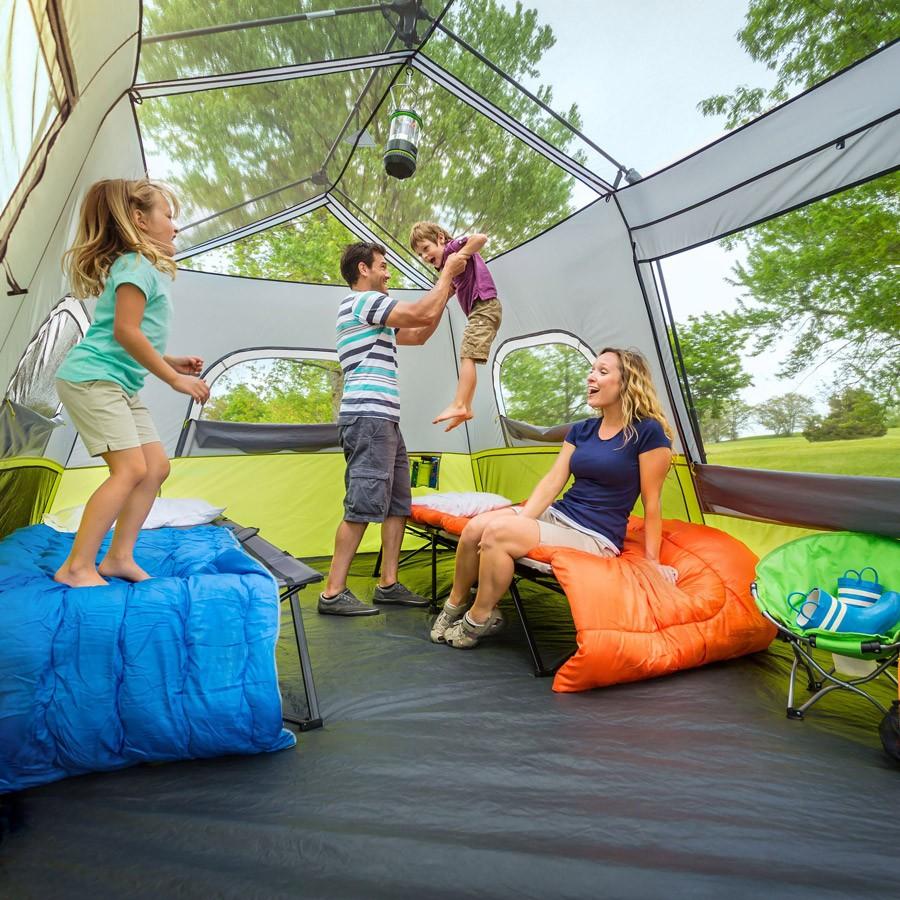 core cabin tent 1