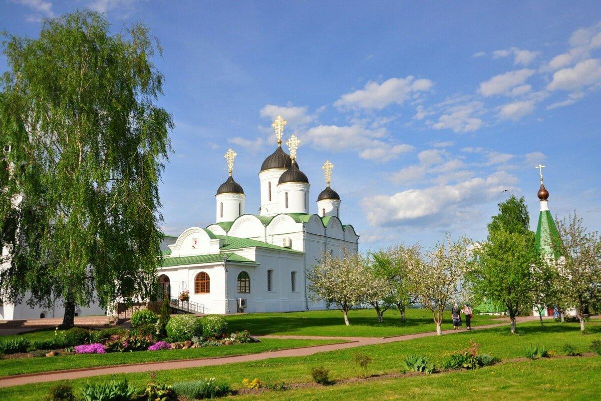 Как проехать через Муром из Москвы в Нижний Новгород