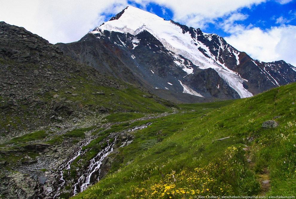 Путешествие на Алтай к подножию Белухи