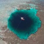 Пропасти и бездны – фотографии потрясающих морских воронок