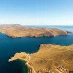 Озеро Байкал — крупнейший резервуар пресной воды в Мире