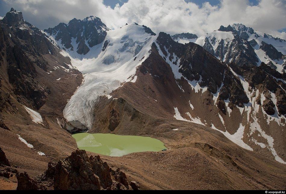 Взгляд на Казахстан с высоты птичьего полета