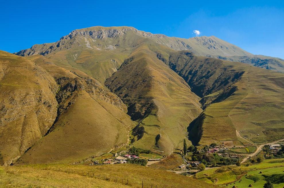 Путешествие по Северной Осетии — 34 фото