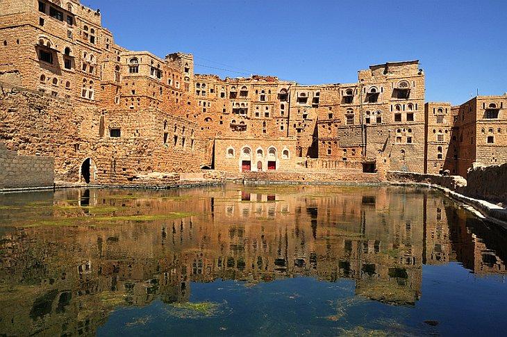 Йемен — государство, расположенное на юге Аравийского полуострова в Юго-Западной Азии
