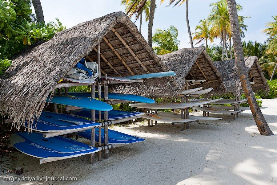 Экскурсия в один из лучших отелей на Мальдивах под названием «One&Only»