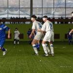 Люди сильные духом — футбол в темноте