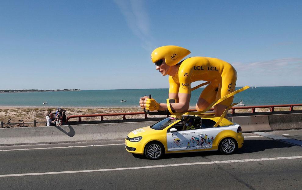 107-я велогонка Тур де Франс — 3 484 км сложных дорог и финиш