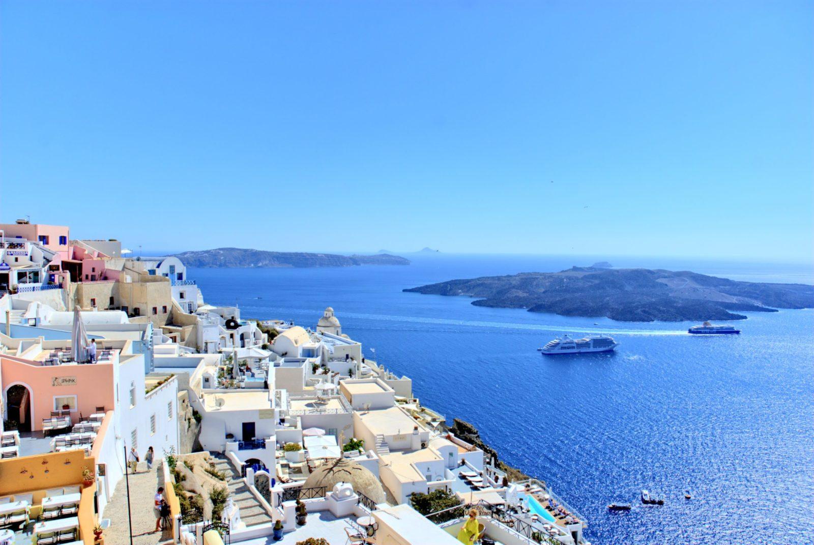 Отдых в Греции — преимущества аренды вилл