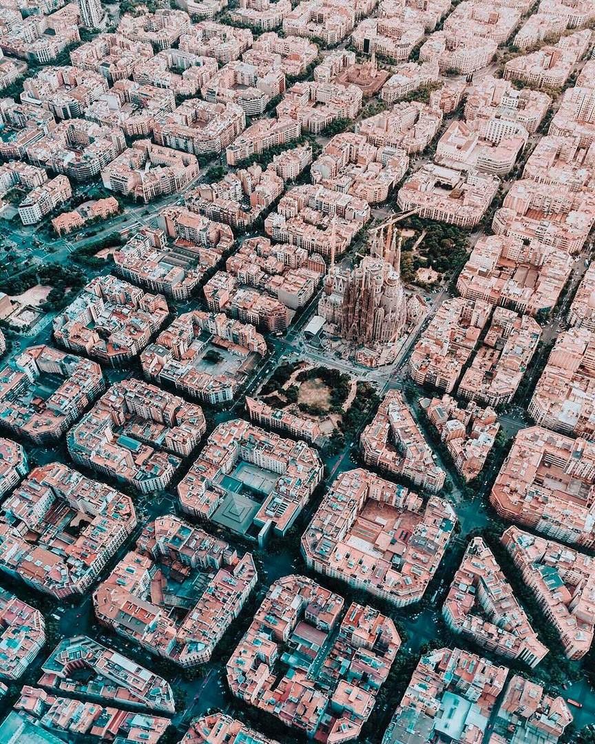 Барселона  — умнейший город планеты