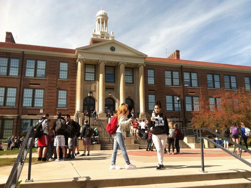 10 фактов о школах США