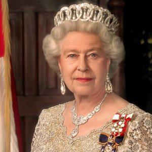 Королева Великобритании Елизавета 2  — превосходит таких своих именитых земляков, как Дэвид Бэкхем и Пол Маккартни