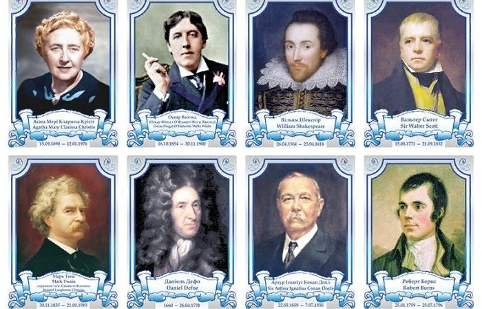 10 современных писателей Британии