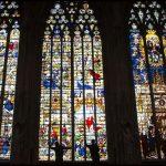 Редчайшую коллекцию витражей XVI века восстановили в Британии