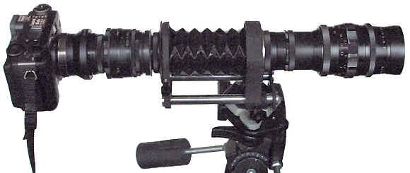 Зрительная труба кеплера: назначение и устройство